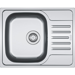 Кухонная мойка Franke Polar PXN 611-60 матовая (101.0192.873) franke pxn 611 60