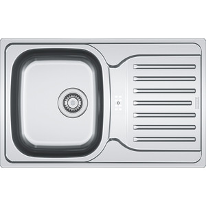 Кухонная мойка Franke Polar PXN 614-78 матовая (101.0192.910)