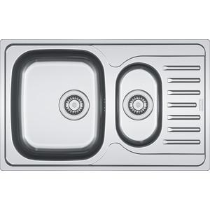 Кухонная мойка Franke Polar PXN 651-78 матовая (101.0192.922)