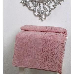 Полотенце Karna Esra 70x140 см розовый (2195/CHAR006)