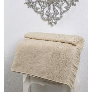 Полотенце Karna Esra 90x150 см бежевый (2196/CHAR002) полотенца karna полотенце esra цвет бежевый 70х140 см