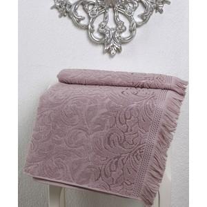 цена Полотенце Karna Esra 90x150 см грязно-розовый (2196/CHAR003) онлайн в 2017 году
