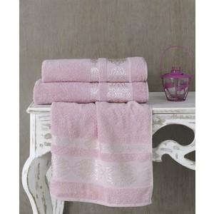 Полотенце Karna Rebeka 70x140 см грязно-розовый (2658/CHAR005)