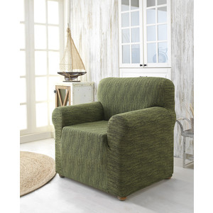 Чехол для кресла Karna Roma зеленый (2687/CHAR003)