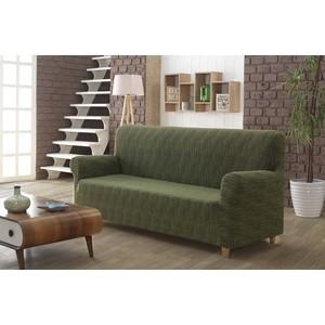 Чехол для трехместного дивана Karna Roma зеленый (2689/CHAR003)