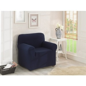 Чехол для кресла Karna Napoli синий (2712/CHAR008)