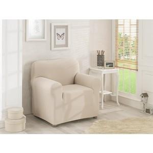 Чехол для кресла Karna Napoli кремовый (2712/CHAR006)