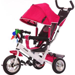 велосипед pegasus comfort sl 7 sp 28 2016 Велосипед трехколесный Moby Kids Comfort 10x8 EVA (641049)