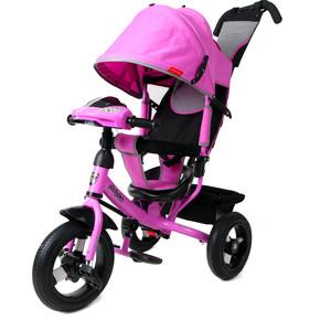 Велосипед трехколесный Moby Kids Comfort 12x10 AIR Car1 (641086)
