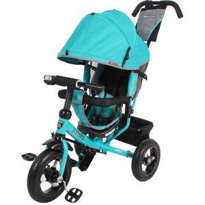 Велосипед трехколесный Moby Kids Comfort 12x10 AIR (641056)