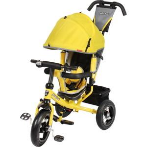 Велосипед трехколесный Moby Kids Comfort 12x10 AIR (641150) цена