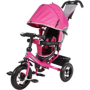 Велосипед трехколесный Moby Kids Comfort 12x10 AIR (641055) цена