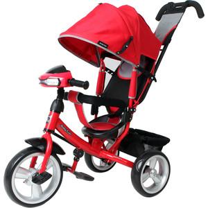 Велосипед трехколесный Moby Kids Comfort 12x10 EVA Car (641081)