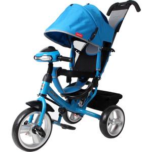 Велосипед трехколесный Moby Kids Comfort 12x10 EVA Car (641082)