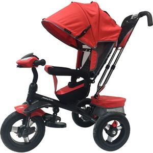 Велосипед трехколесный Moby Kids Comfort 360° 12x10 AIR (641067) цена