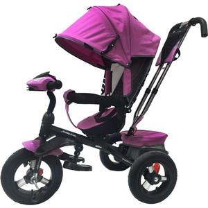 Велосипед трехколесный Moby Kids Comfort 360° 12x10 AIR (641069) цена