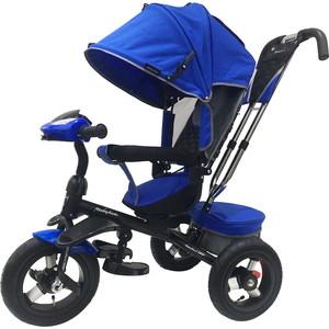Велосипед трехколесный Moby Kids Comfort 360° 12x10 AIR (641068) вентилятор gorenje air 360 l