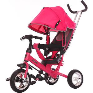 Велосипед трехколесный Moby Kids Start 10x8 EVA, розов. (641046)