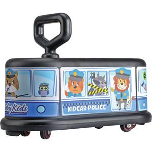 Каталка Moby Kids KidCar полиция (49459)