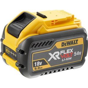 Аккумулятор DeWALT Flexvolt 18В 9.0Ач/54В 3.0Ач (DCB547)