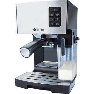 Кофеварка Vitek VT-1522(BK) кофеварка vitek vt 7128
