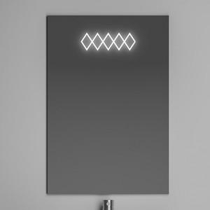 Зеркало с подсветкой Smile Торус 50 (Z0000009933) фото