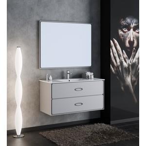 Мебель для ванной Smile Монтэ 90 светло-серый зеркало smile монтэ 90 светло серый z0000012243