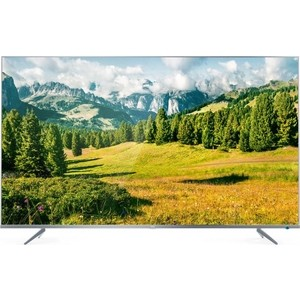 лучшая цена LED Телевизор TCL L43P6US silver