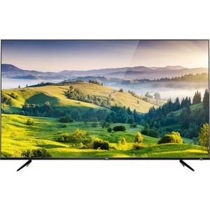 LED Телевизор TCL L65P6US black fusion fltv 24h100t black телевизор