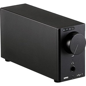 Фото - Усилитель для наушников S.M.S.L SAP-1 звуковая карта creative sound blaster e1 усилитель для наушников