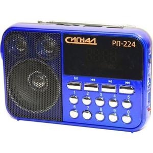 Радиоприемник Сигнал РП-224 цена