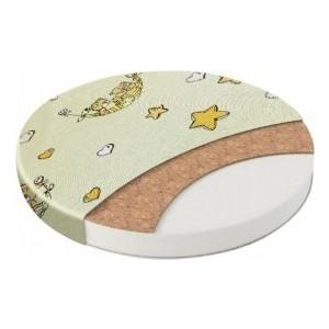 Матрас детский Sweet Baby Cocos Comfort круглый 10см (экобязь) (405669) цены