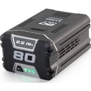 Аккумулятор Stiga 80В 2.5Ач SBT 2580 AE