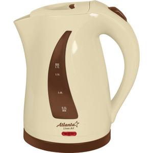 Чайник электрический Atlanta ATH-673 коричневый