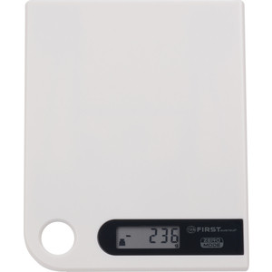 Весы кухонные FIRST FA-6401-1-WI first fa 6400 2 wi white кухонные весы