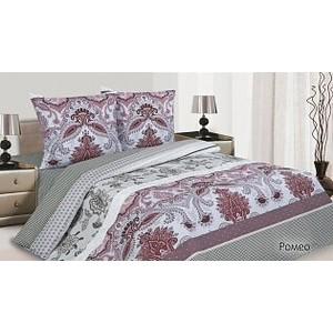 Комплект постельного белья Ecotex Евро, поплин, Ромео (4650074953120)