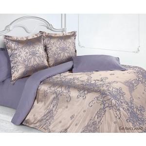 Комплект постельного белья Ecotex 2-х сп, сатин-жаккард, Белиссимо (4650074951195) комплект постельного белья ecotex евро сатин жаккард белиссимо кэебелиссимо