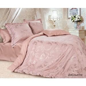 Комплект постельного белья Ecotex 2-х сп, сатин-жаккард, Джульетта (4670016951441) комплект постельного белья ecotex 2 х сп сатин жаккард мишель кэммишель