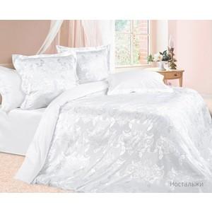 цена Комплект постельного белья Ecotex Семейный, сатин-жаккард, Ностальжи (4670016957160) онлайн в 2017 году