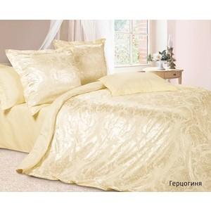 Комплект постельного белья Ecotex Евро, сатин-жаккард, Герцогиня (4607132579143)