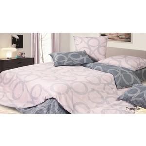 Комплект постельного белья Ecotex Евро, сатин, Солярис (4670016953384) солярис