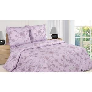 Комплект постельного белья Ecotex Семейный, поплин, Романс (4650074955452)