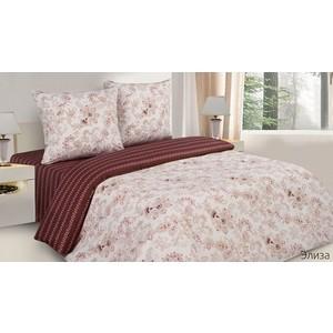 Комплект постельного белья Ecotex Семейный, поплин, Элиза (4650074954851)