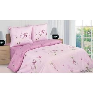 Комплект постельного белья Ecotex Евро, поплин, Марсель (4650074955315)