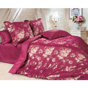 цена Комплект постельного белья Ecotex Семейный, сатин-жаккард, Мерседес (4607132579617) онлайн в 2017 году