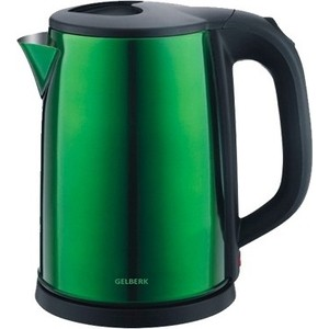Чайник электрический Gelberk GL-323 зеленый блендер gelberk gl 513