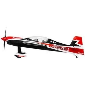 Радиоуправляемый самолет Volantex RC Sbach 342 KIT - TW756-1-KIT 1 5 rc car baja 5t upgrade 5sc conversion kit hd nylon parts free shipping 85148