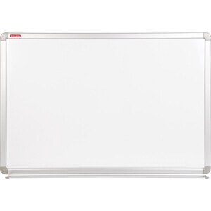 цена на Доска магнитно-маркерная BRAUBERG Premium 45x60 см алюминиевая рамка 231713