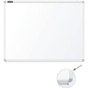 Доска магнитно-маркерная BRAUBERG Premium 90x120 см алюминиевая рамка 231715 цена и фото