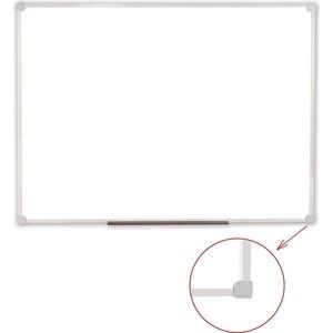 цена на Доска магнитно-маркерная Staff 45x60 см ПВХ рамка 236157